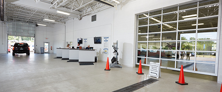 Mauer Chevrolet Service Dealership