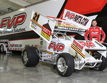 Brian Brown Knoxville Racing
