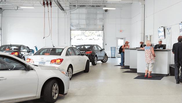 car & truck dealerships