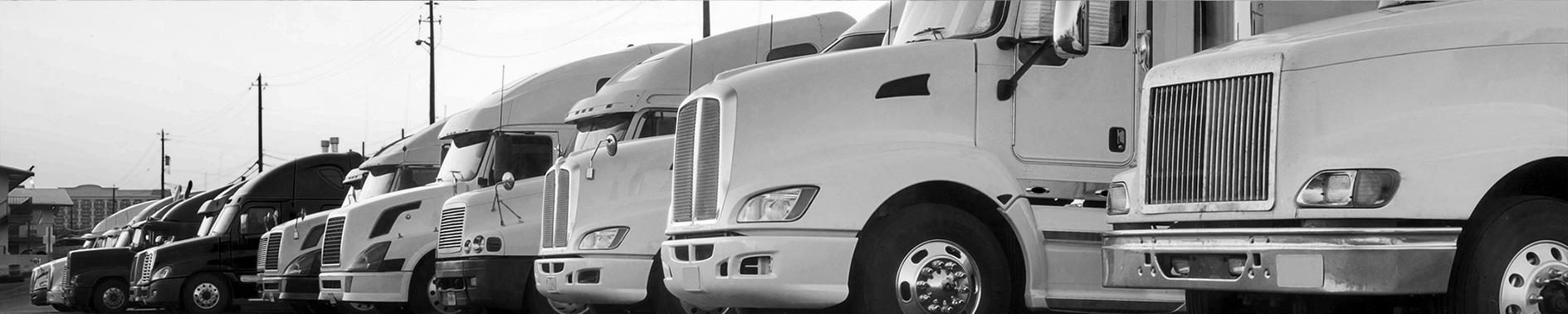 Semi Trucks FMP Fleet Supply Chain Solutions