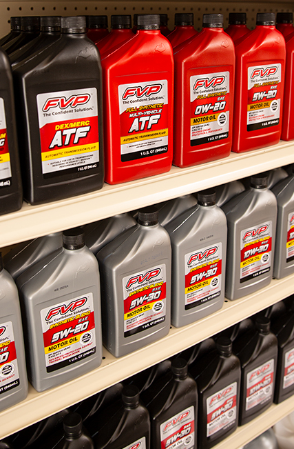 FVP Motor Oil Product Line Up Hover