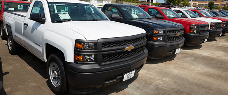 Mauer Chevrolet Truck Dealership